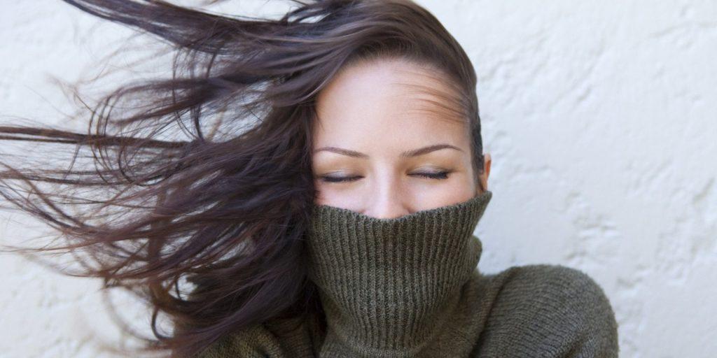 نکاتی برای مراقبت از موها در زمستان