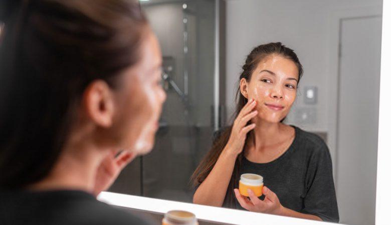 راه های از بین بردن پوست چرب
