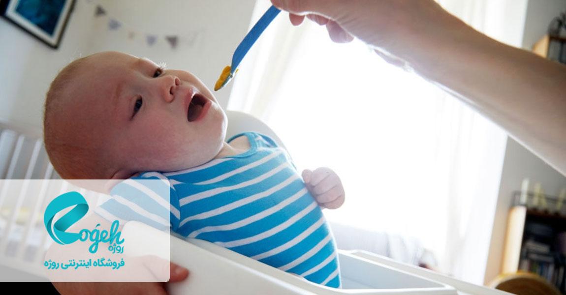 تغذیه کودک و نوزاد