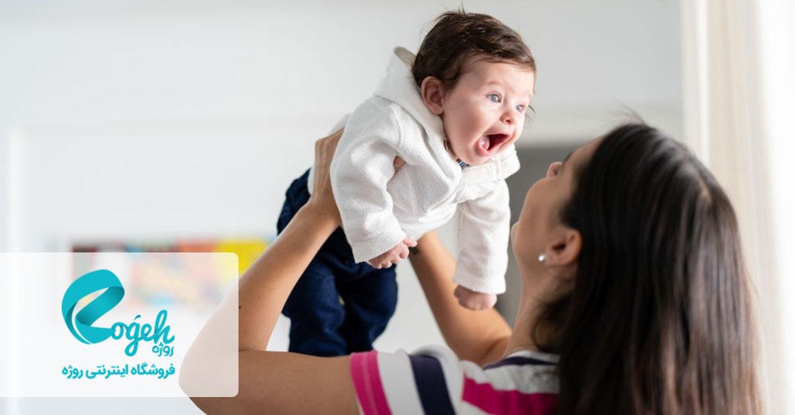 نکات مهم مادر شدن