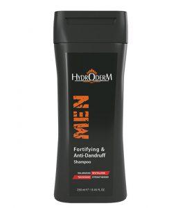 شامپو تقویت کننده و ضد شوره موی سر هیدروردرم آقایان
