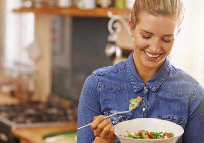 اصلاح عادات غذایی