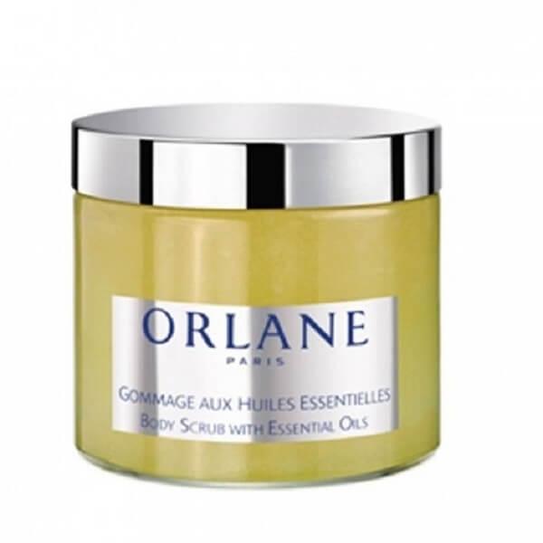 ORALNE BODY SCRUB WITH ESSENTIAL OILS