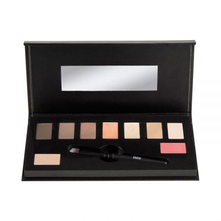 جعبه سایه های محو و ملایم نی میکاپ Nee Makeup