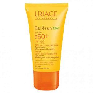 ضد آفتاب پوست چرب اوریاژ
