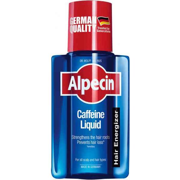 محلول تقویت کننده مو کافئین آلپسین