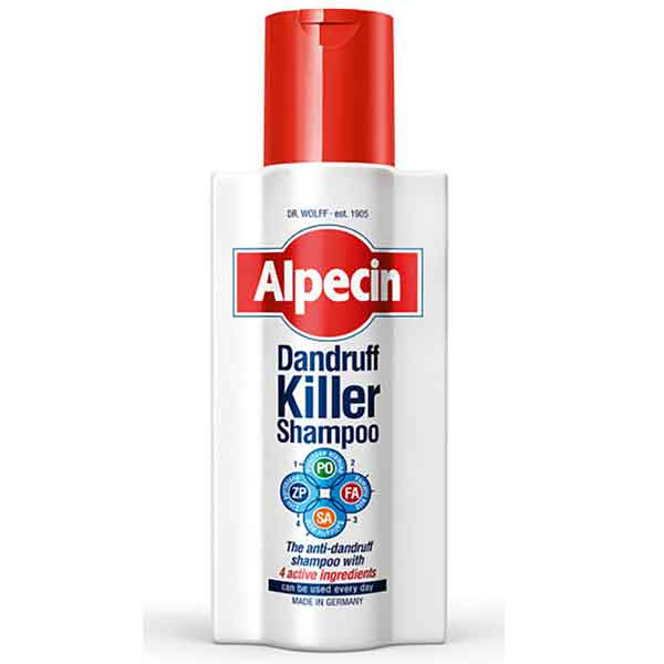 شامپو ضد شوره آلپسین مدل Dandruff Killer