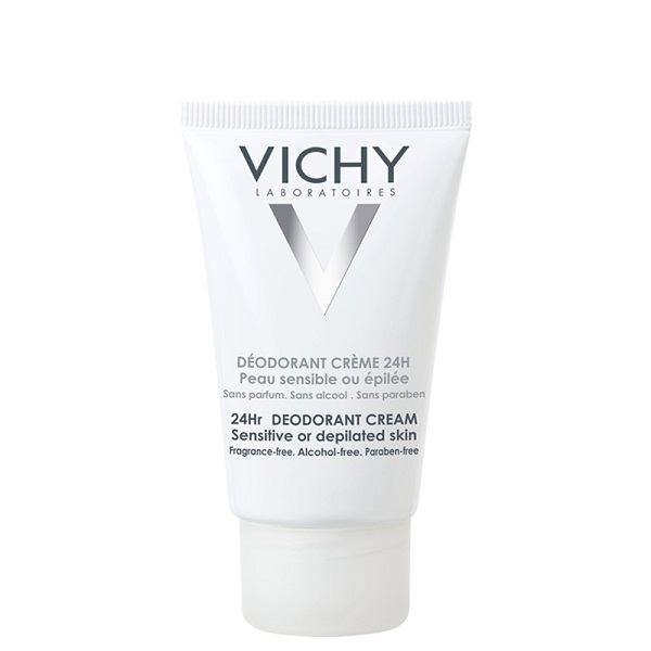 VICHY DEODORANT CREAM FOR SENSITIVE SKIN
