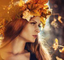 آرایش پاییزی