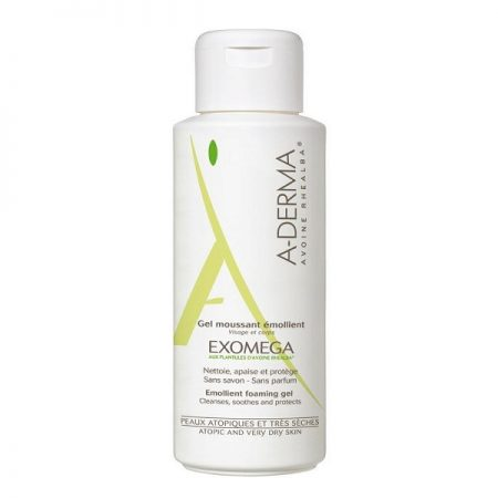 A-DERMA EXOMEGA foaming gel