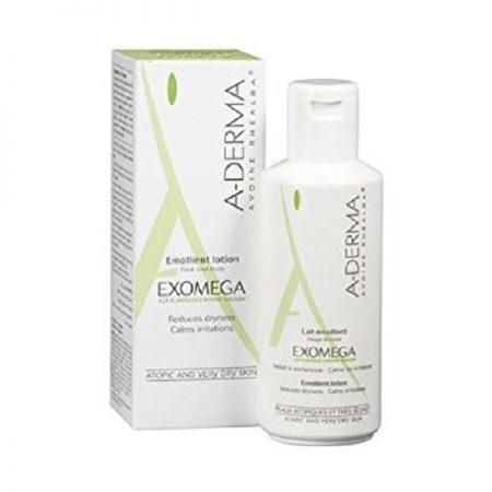 A-DERMA EXOMEGA lotion
