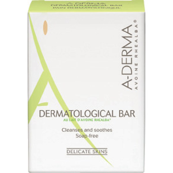 ADERMA Dermatological bar with oat milk