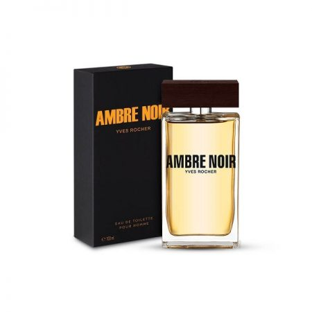Ambre Noir Yves Rocher for men