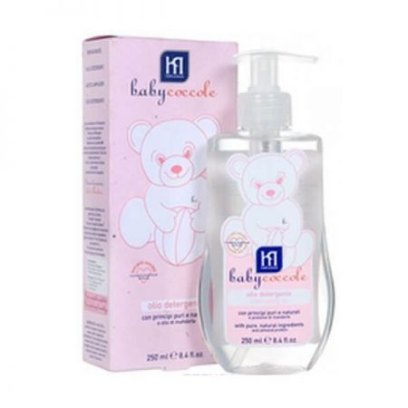 Baby Coccole Cleansing Oil