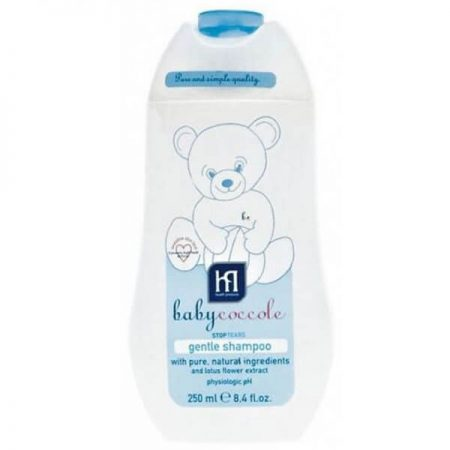 Baby Coccole Delicate Bath And Shampoo