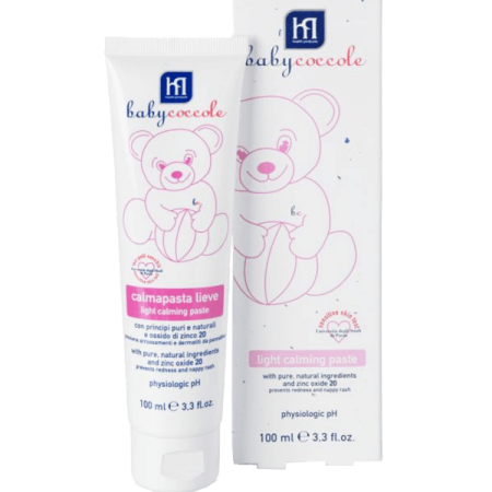 Baby Coccole Light Calming Paste