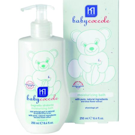 Baby Coccole Moisturizing Bath