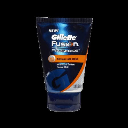 Gillette Fusion Proseries Themal Scrub