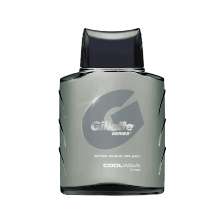 Gillette Series Cool Wave Aftershave Splash