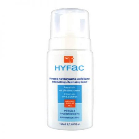 Hyfac Cleansing Foam with AHA Face 150ml