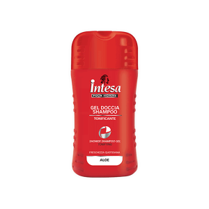 Intesa Aloe Shower Shampoo Gel