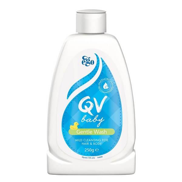 QV Baby Gentle wash