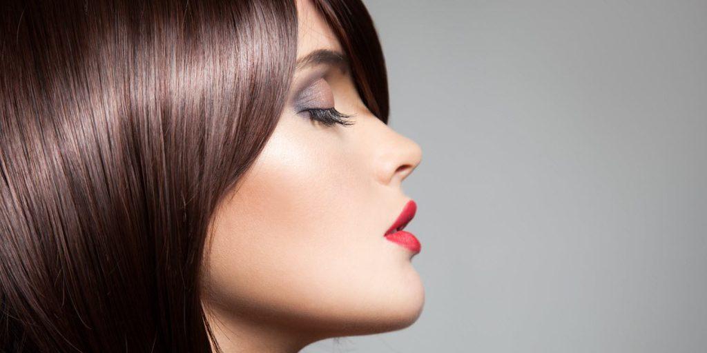 راههای برای داشتن موهای درخشان