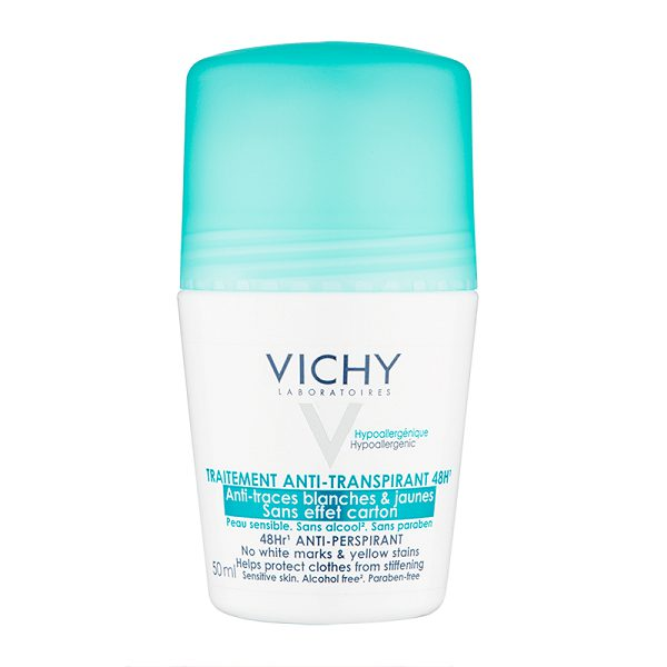 VICHY 48 HOUR ANTI-PERSPIRANT DEODORANT ROLL-ON