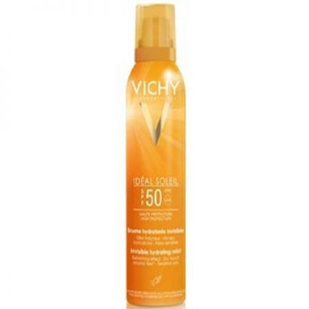 VICHY INVISIBLE HYDRATING MIST SPF +50