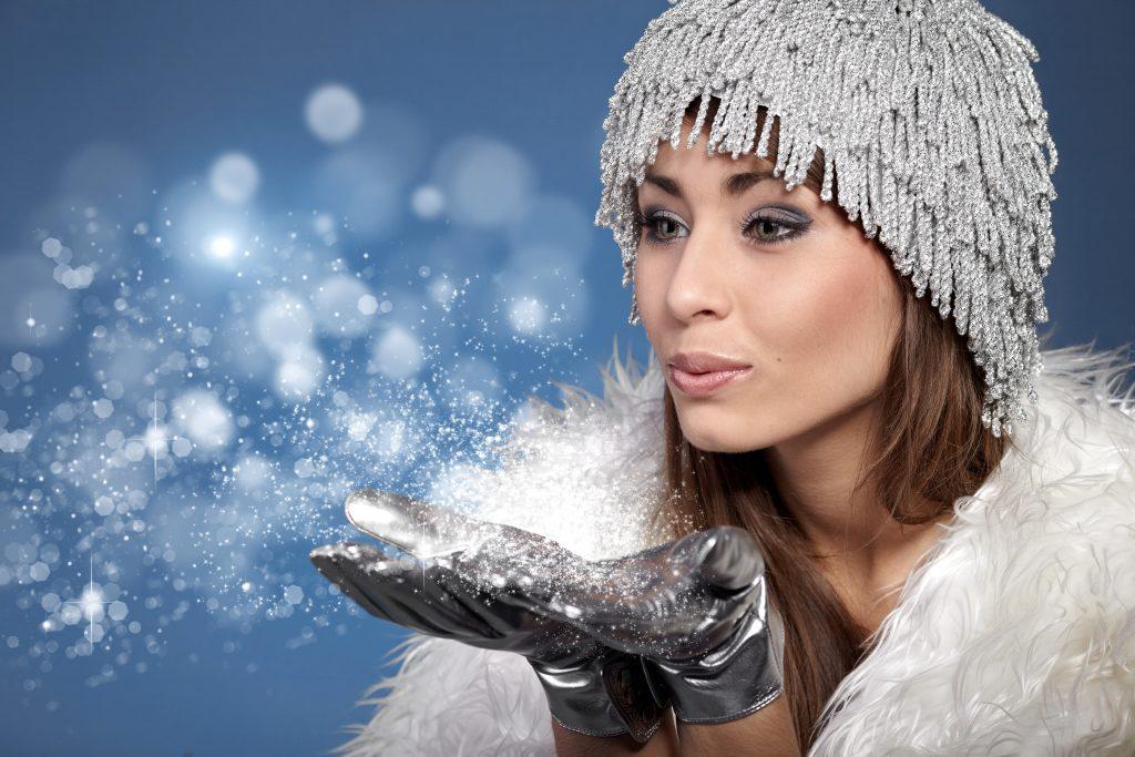 مقابله با خشکی پوست در زمستان