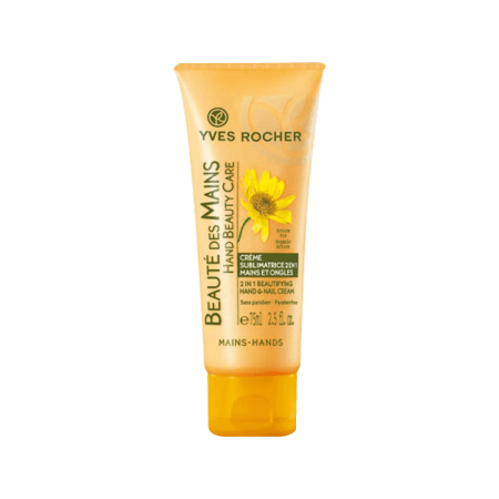 Yves Rocher Beaute Des Mains 2in1 Hand and Nail Cream