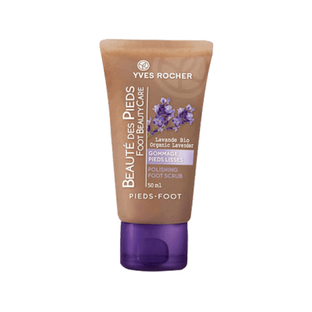 Yves Rocher Beaute Des Pieds Polishing Foot Scrub