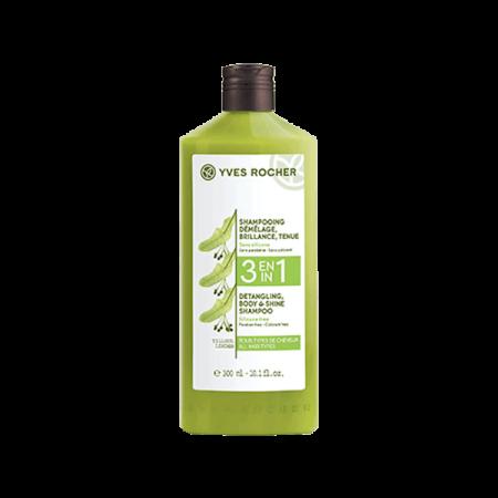 Yves Rocher Demelage 3 in 1 Shampoo