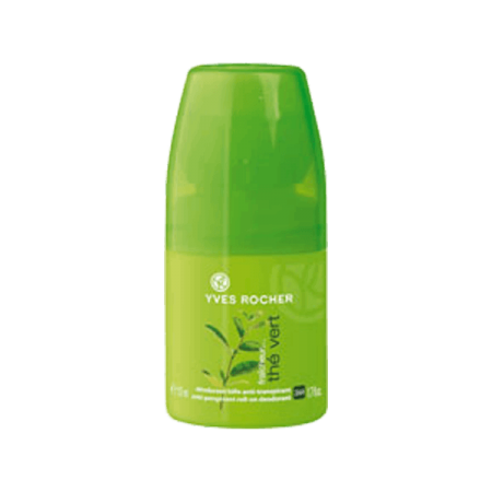 Yves Rocher Deodorant Green Tea