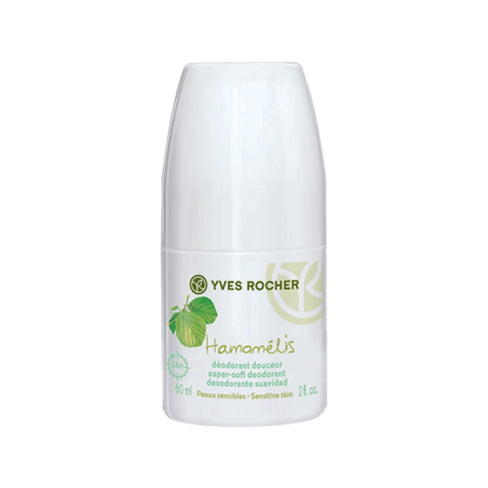 Yves Rocher Hamamelis Super Soft Deodorant