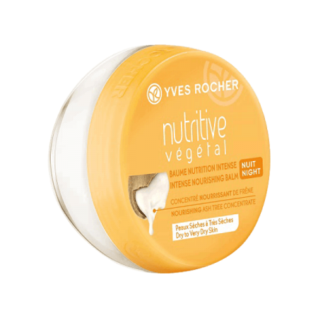 Yves Rocher Nutritive Vegetal Balm Night