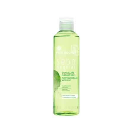 Yves Rocher Purifying Micellar Water 2 in 1