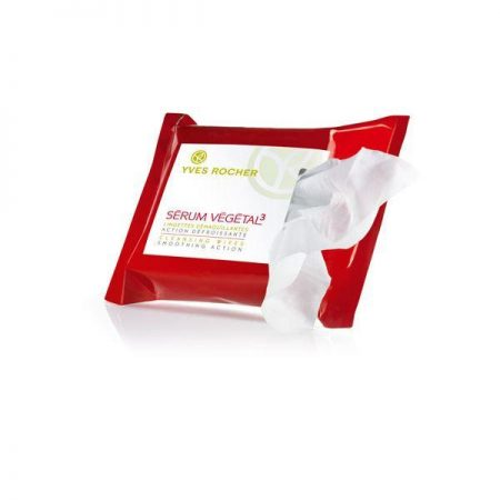 Yves Rocher Serum Vegetal 3 Cleansing Wipes