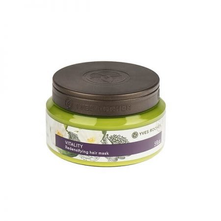 Yves Rocher Vitality Redensifying Hair Mask