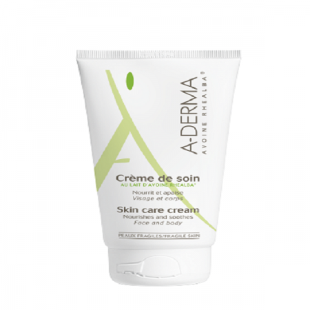 A-DERMA face & body cream