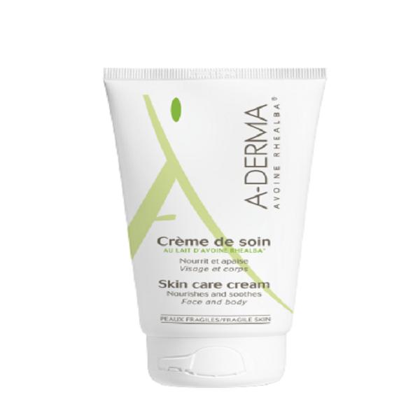 A-DERMA face & body cream