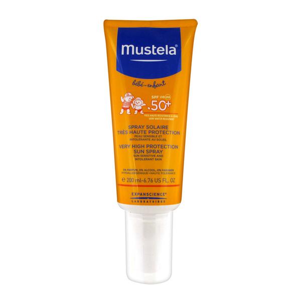 اسپری ضد آفتاب موستلا