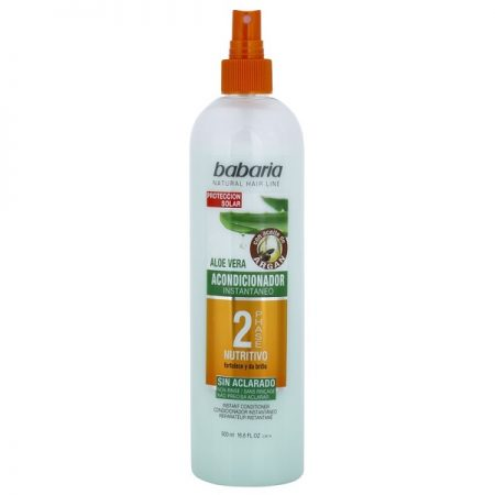 BABARIA 2PHASE ALOE VERA ARGAN CONDITIONER
